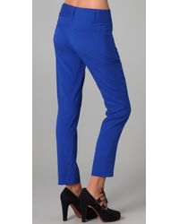 Rag & Bone - Blue Malin Pant - Lyst