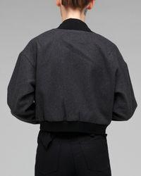 Cheap Monday | Black Bomb Jacket | Lyst