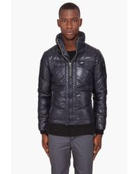 DIESEL | Blue Werocks Jacket for Men | Lyst
