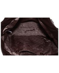Marc By Marc Jacobs - Brown Turnlock Shine Fran Fa11 D3 - Lyst