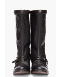 Diesel Black Gold - Black Barney I Boots for Men - Lyst