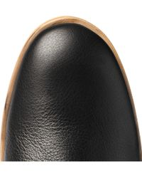 Opening Ceremony | Black Leather Desert Boots for Men | Lyst