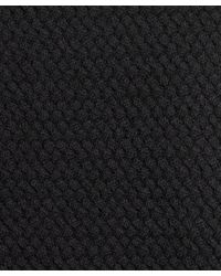 Paul Smith | Black Basket Weave Knitted Jumper for Men | Lyst