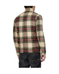 Rag & Bone Multicolor Plaid Wool Jacket for men