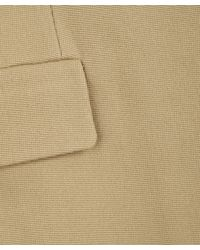 3.1 Phillip Lim Natural Camel Single Breasted Coat with Detachable Scarf
