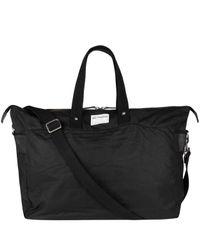 Ally Capellino | Black Freddie Wax Weekend Bag for Men | Lyst