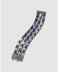 Emilio Pucci - Metallic Bracelet - Lyst