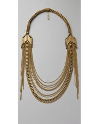Fiona Paxton | Metallic Brooklyn Necklace | Lyst