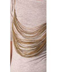 Fleet Jewelry - Metallic Little Tornado Body Chain - Lyst