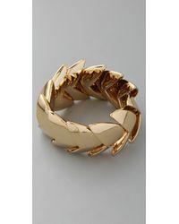 Giles & Brother - Metallic Nara Gold Bracelet - Lyst