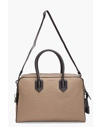 Givenchy Brown Boston Bag for men
