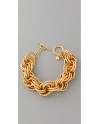 Gorjana | Metallic Harbor Chain Bracelet | Lyst