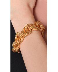 Gorjana - Metallic Harbor Chain Bracelet - Lyst
