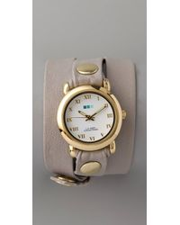 La Mer Collections | Natural Odyssey Wrap Watch | Lyst