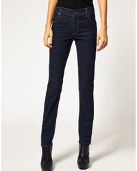 Cheap Monday | Blue Rinse Wash Skinny Jean | Lyst