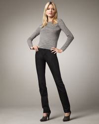 Not Your Daughter's Jeans | Black Sheri Rhinestone-pocket Jeans | Lyst