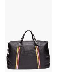 Paul Smith Black Large Carry All Bag for men
