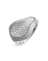 Bony Levy | Metallic Paisley Diamond Ring (nordstrom Exclusive) | Lyst