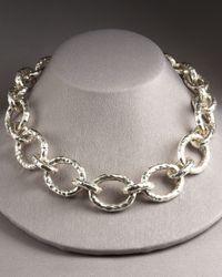 Ippolita - Metallic Glamazon Bastille Necklace - Lyst