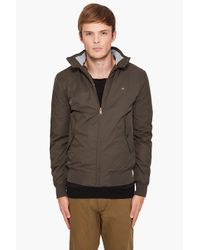 J.Lindeberg | Green Travis Ultimate Copa Jacket for Men | Lyst