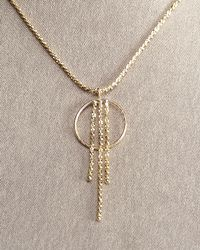 Lana Jewelry - Metallic Small Lust Necklace - Lyst