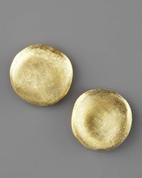 Marco Bicego - Metallic Jaipur Gold Stud Earrings - Lyst