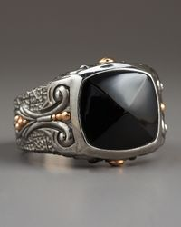 Stephen Webster | Black Lg Inlay Signet Ring Onyx for Men | Lyst