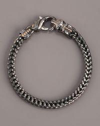 Stephen Webster   Metallic No Regrets Snake-chain Bracelet for Men   Lyst