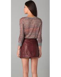IRO | Multicolor Siona Sweater | Lyst