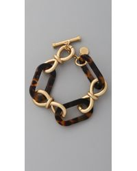Marc By Marc Jacobs | Metallic Infinity Bracelet | Lyst