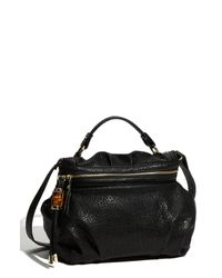 Rampage | Black Malone Faux Leather Top Handle Crossbody Bag | Lyst