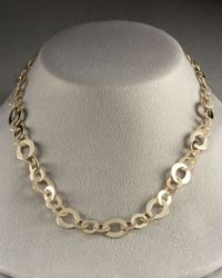 Roberto Coin | Metallic Chic N Shine Necklace | Lyst