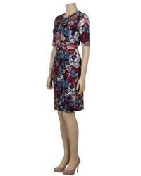 Mary Katrantzou - Multicolor Wild Rose Jersey Dress - Lyst