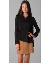 Lover - Black Lilith Blouse - Lyst