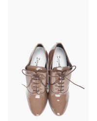 Repetto - Brown Orson Wedges - Lyst