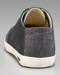 Seavees - Gray Oxford Saddle Sneaker - Lyst