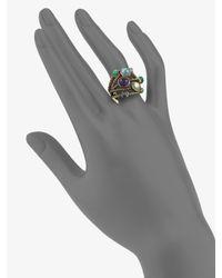 Stephen Dweck - Multicolor Semi-precious Multi-stone Ring - Lyst