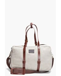 Acne Studios - Gray Everest Duffle Bag for Men - Lyst