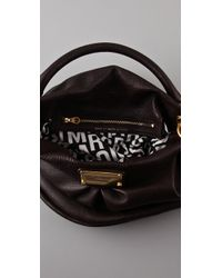 Marc By Marc Jacobs - Black Classic Hillier Hobo Hobo - Lyst