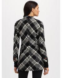 Smythe - Black Wool Riding Jacket - Lyst