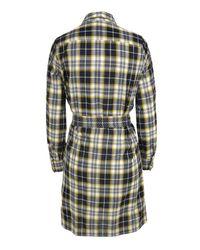 A.P.C. | Yellow Vintage Jaune Dor Shirt Dress | Lyst