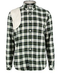 Barbour | Green Hexham Ancient Shirt for Men | Lyst