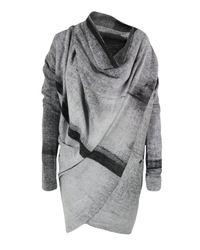 DIESEL | Epigaea Black Dress | Lyst