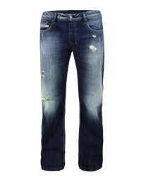 DIESEL | Blue Zatiny Denim Jeans for Men | Lyst