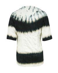 DIESEL | Pass White T-shirt for Men | Lyst