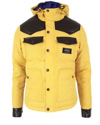 DIESEL | Woda Yellow Jacket for Men | Lyst