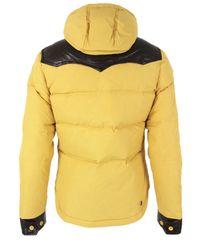 DIESEL | Woda Yellow Jacket for Men | Lyst
