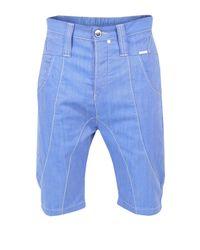Humor | Blue Soze -486 Denim Shorts for Men | Lyst