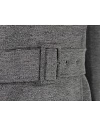 Paul & Joe | Gray Georges Grey Coat | Lyst