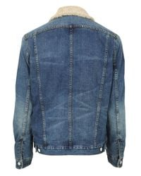 Paul Smith | Blue Single–breasted Waistcoat for Men | Lyst